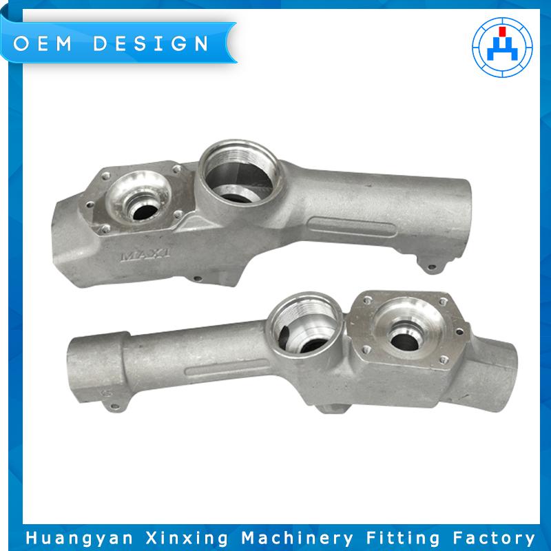 Precision Cnc Machining Custom Engine Block Casting