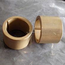 sliding bushing bearing sintered bronze