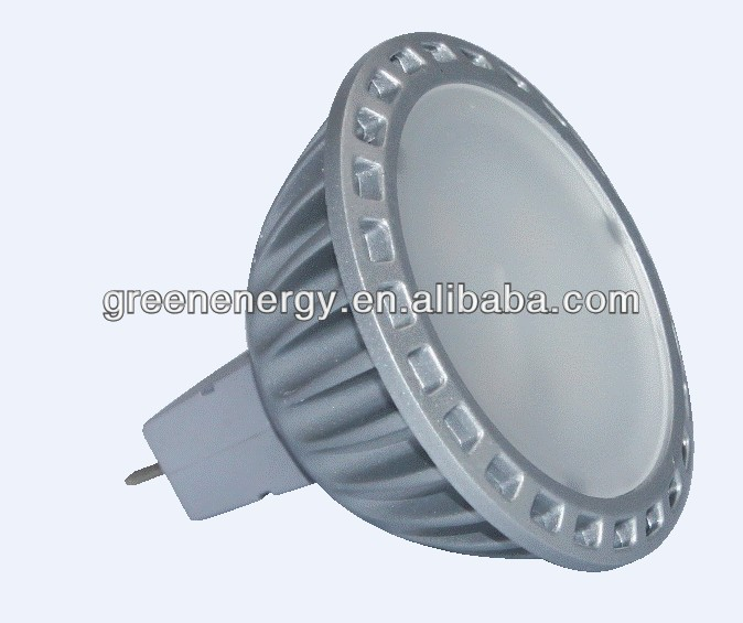 CUL approved hot sale wide angle 120 degree mr16 led bulb 5w