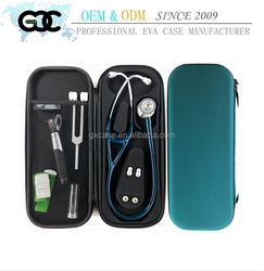 GX China factory High Quality Hard EVA zipper Stethoscope Case