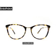 2018 оправа для очков в стиле кошачьи глаза прозрачные линзы женские Брендовые очки Оптическая оправа близорукость очки ботаника оправа(Китай)