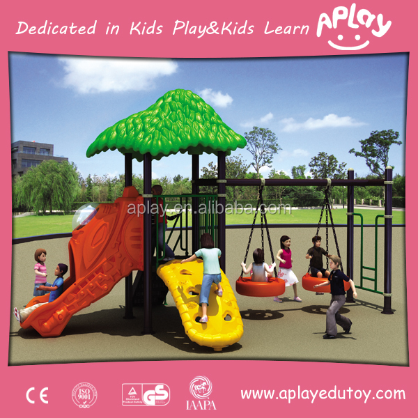 Outdoor Playground Kids Garden Swing Seats Chair Used For Children Playing  Games Toys Hot Selling AP
