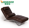 Soft comfortable recliner sofa, recliner single sofa furniture, small recliner sofa