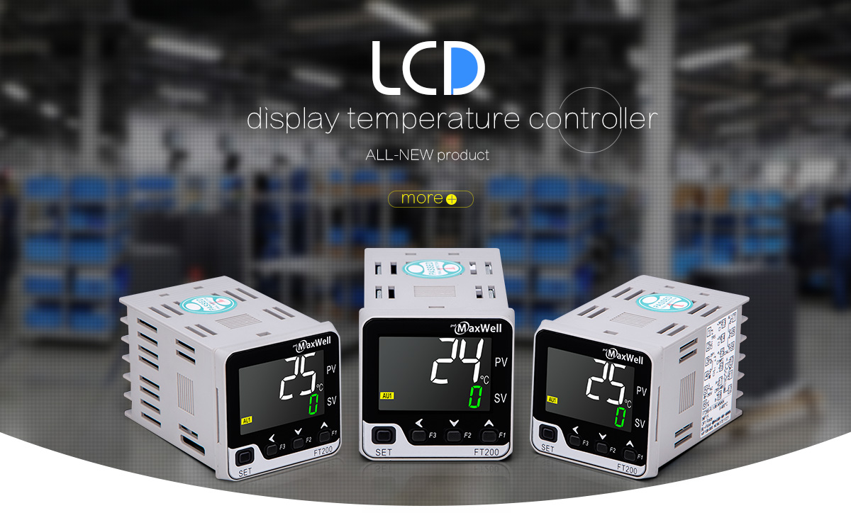 Xiamen Maxwell Automation Limited - Digital Temperature Controller ...