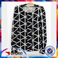 2015/2017 new Women Gender and OEM Service Supply Type Heat Transfer Printing T-shirt