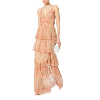 282171ebefe73 OEM summer fashionable beautiful evening dresses evening gown for matured  women