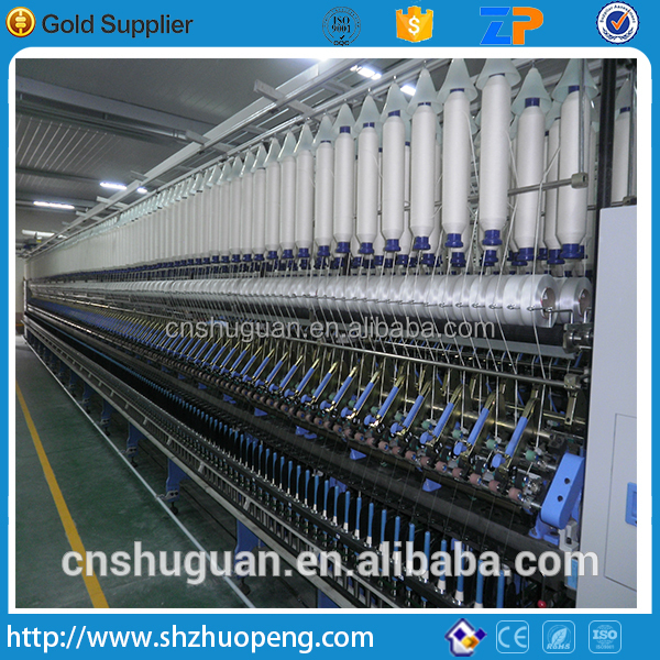 OEM acceptable pp multifilament yarn spinning machine for America