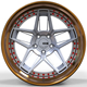 China blank alloy wheels rims 19 inch for cars