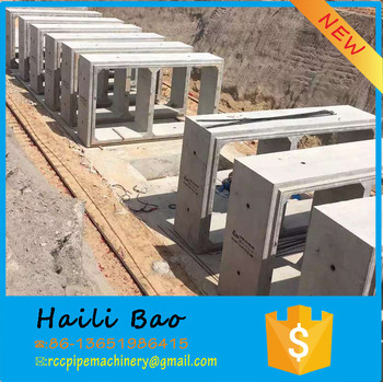 Precast Concrete Box Culverts For Stormwater And Bridge - Buy Precast  Concrete Box Culvert,Precast Concrete Box Culvert,Concrete Box Culvert  Product