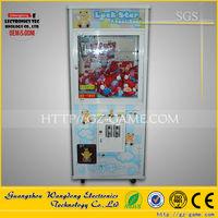 Children love Toy claw machine slot gift toy catcher machine