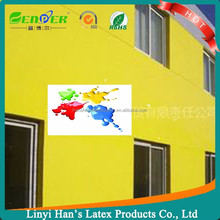Hanboshi New design attractive colors interior exterior house wall decoration paint