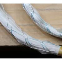 heat resistance braided used fiberglass wicks rope price for oil lamps & lighter & lantern