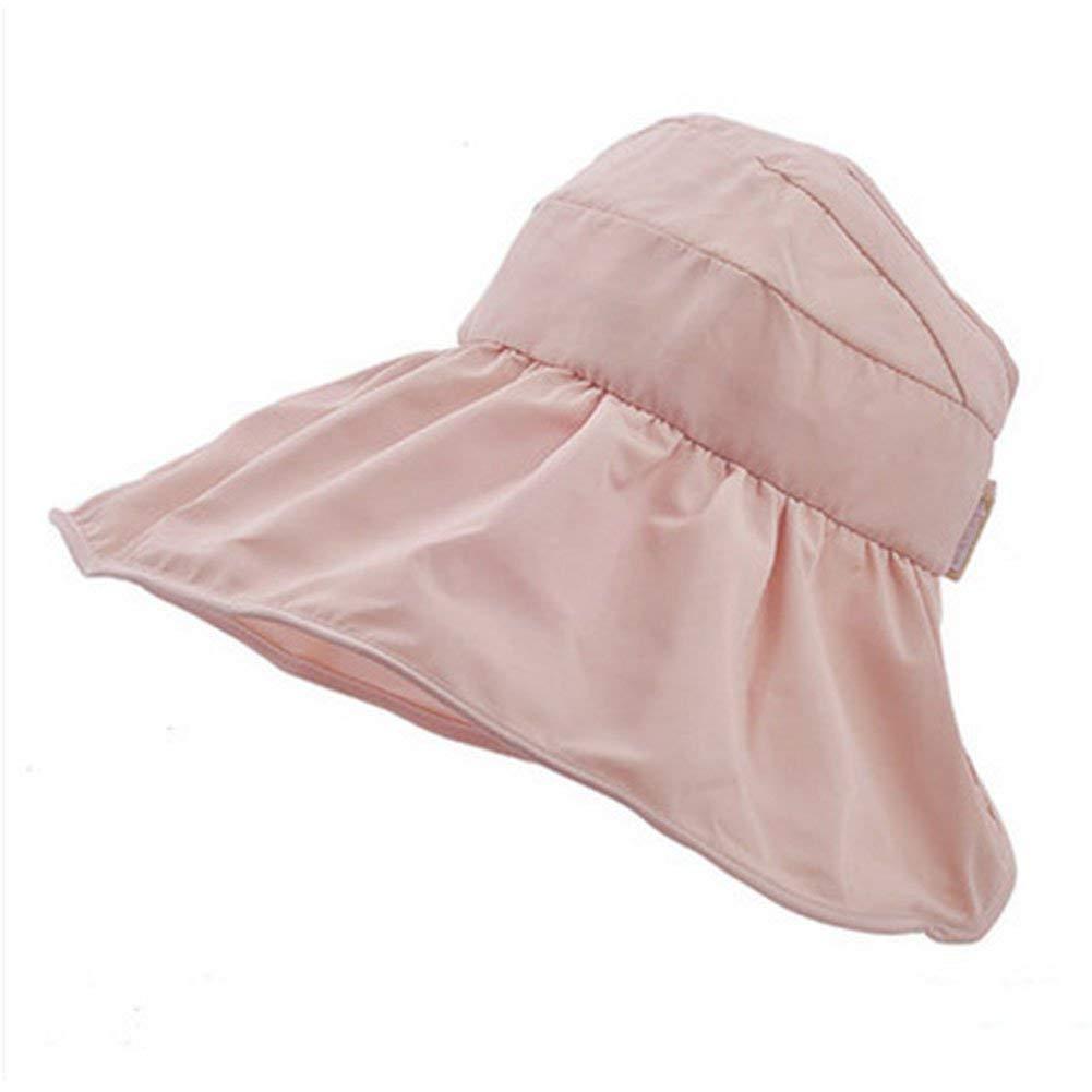 d6d354914af46 Get Quotations · Gaojuan Korean Version Visor Cap Summer Sun Protection UV Sun  Hat Beach Hat Female Style Summer