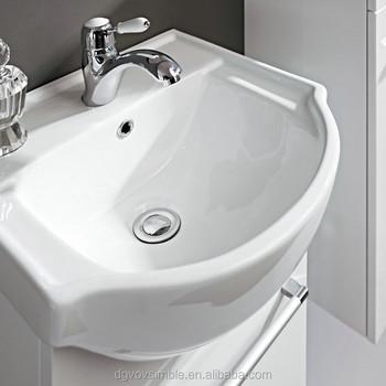 Wall Mounted Simple Bathroom Sink Base