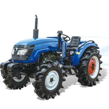 New 30-55hp 4x4 Wd Mini Tractor/small Four Wheel Tractor
