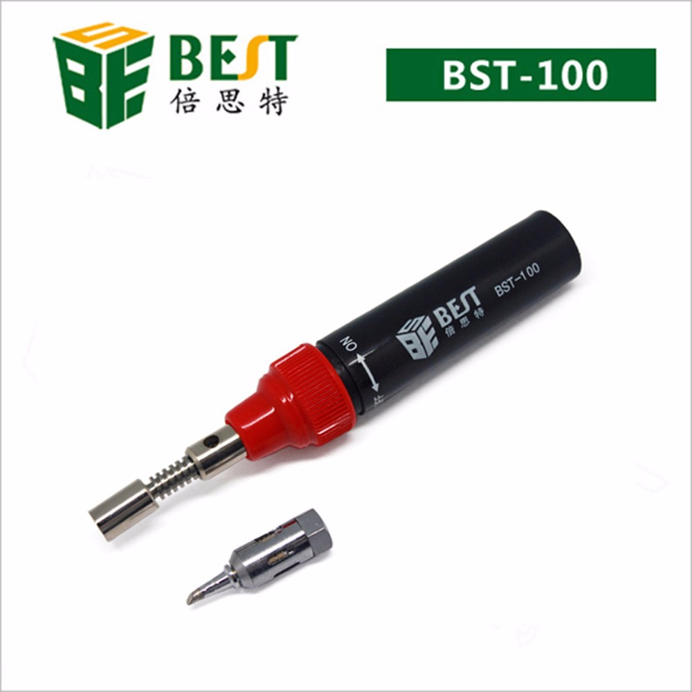 Professional Manufacturer blue AC 220V/110V gas soldering iron tips