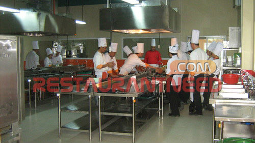 Culinary and Hospitality School Commercial Kitchen Project in the Philippines