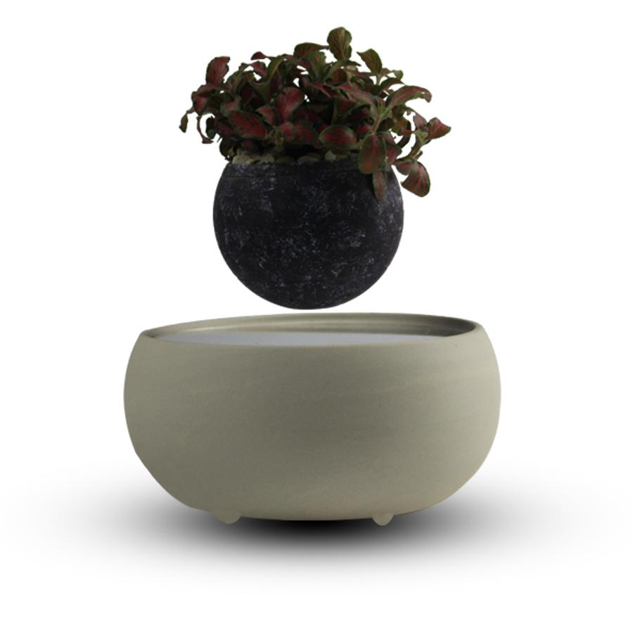 L vitation syst me pour fly pot de bonsa et voler de fleur usines bois es id de produit - Pot de fleur en levitation ...