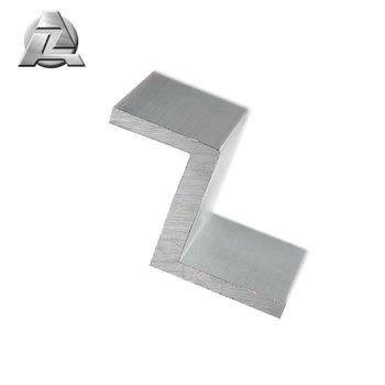 modular aluminium framing materials z section extrusions profile