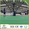 Interlocking sport court mats Colourful square basketball court floor tiles