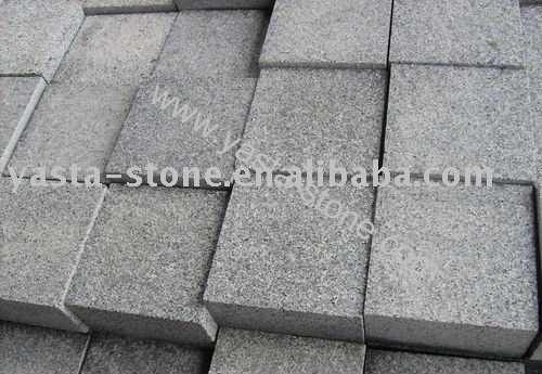 Granito piedra del adoqu n adoquines y guijarros - Adoquines de granito ...