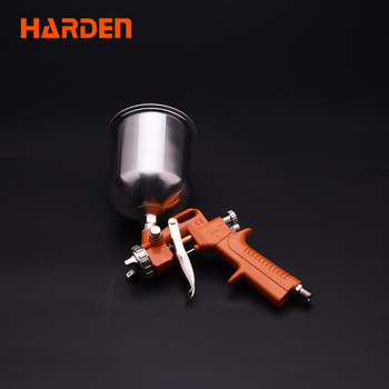 600ML 1000ML Hand Gravity Feed Pneumatic Painting Spray Gun