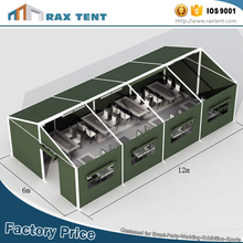 supply all kinds of Aluminum Alloy army tent,military tent