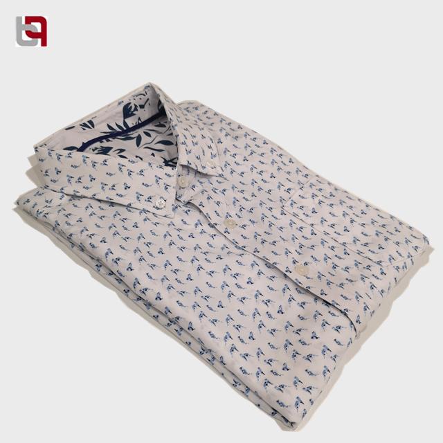 Micro Fiber 100% Poly Men Shirt 2019