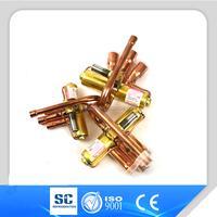 DSF series Wholesale agent new large capacity brass 4-way reversing valve