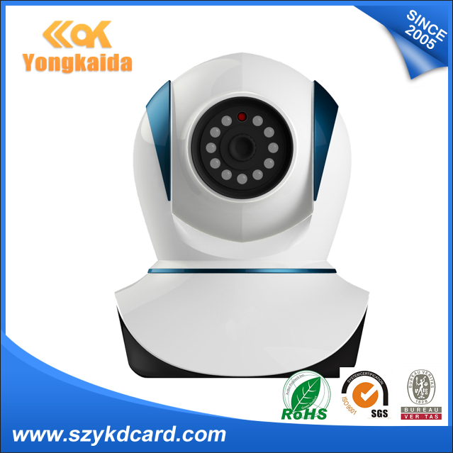 IPDH08 IP Web Video Surveillance Camera For Security System