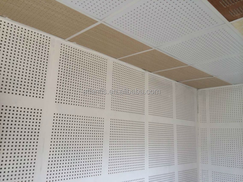 Sound Proof Perforated Gypsum Board Buy Perforated Gypsum Board