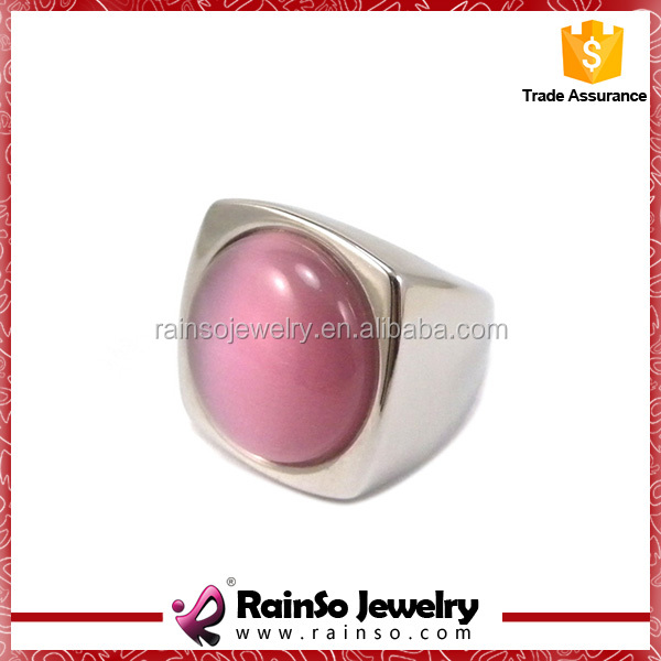 Simple Men 316L Stainless Steel Cheap Wholesale Fashion Jewelry Ring