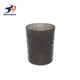 Factory directly decorative glass candle holder black candle jar for home