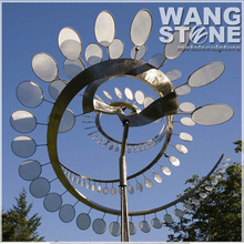 Outdoor Stainless Steel kinetic Art sculpture