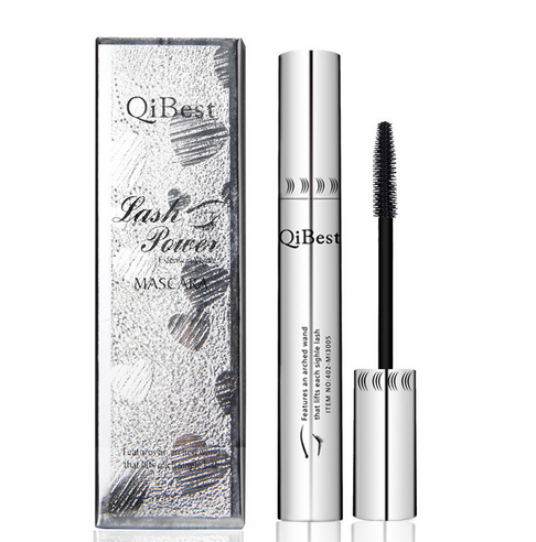 New thick waterproof aluminum tube mascara