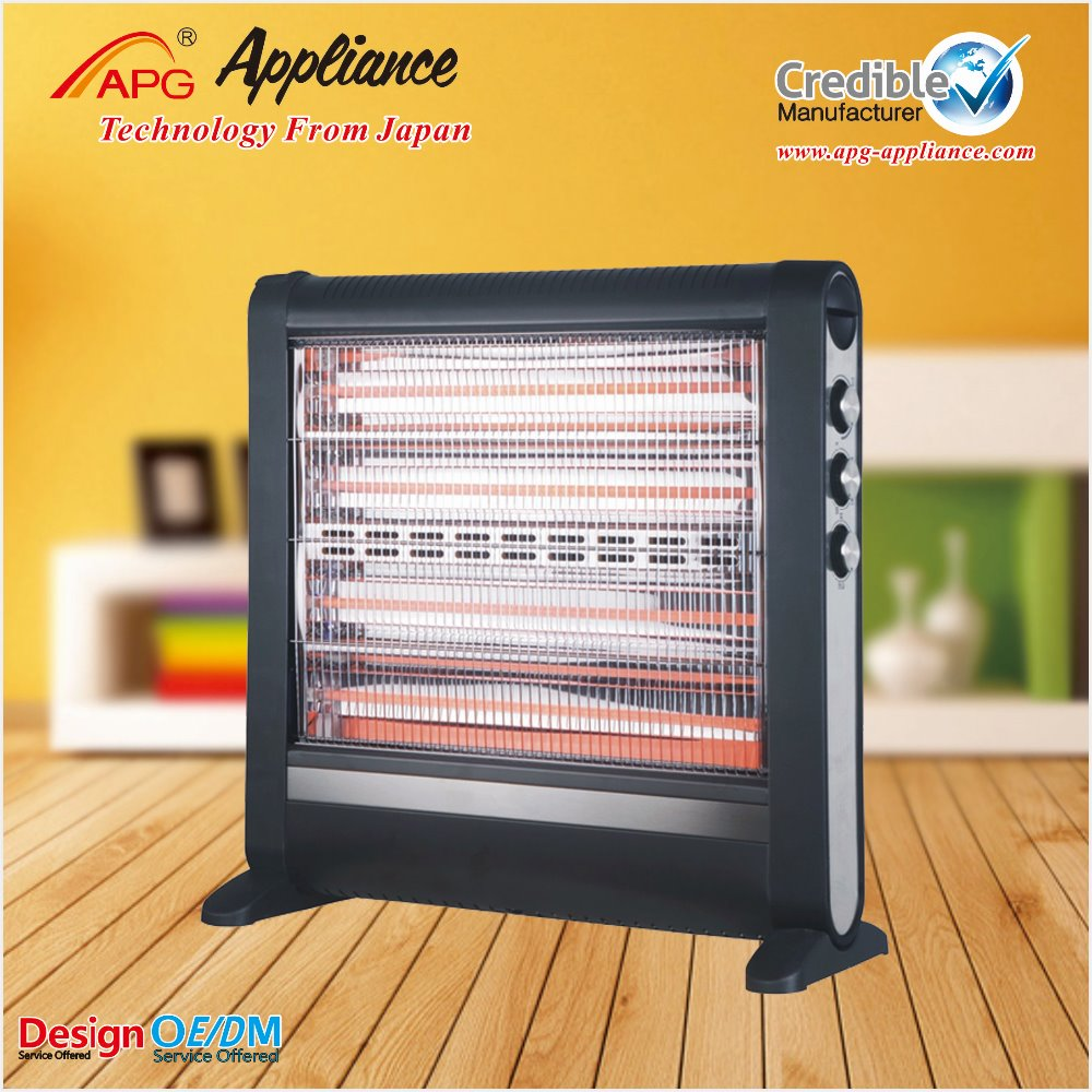 2400W Electric Quartz Infrared Heater Quartz Glass Tube Heater Electric Heater