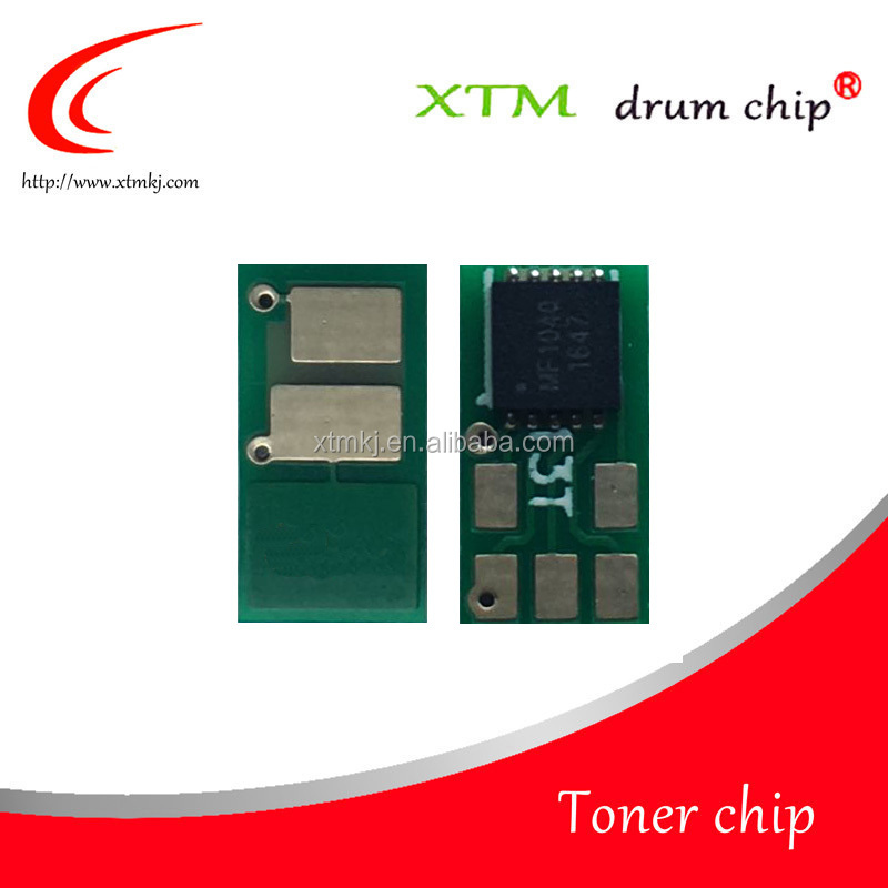Color imageCLASS LBP712Cdn reset count chips for Canon CRG-040 compatible toner chip