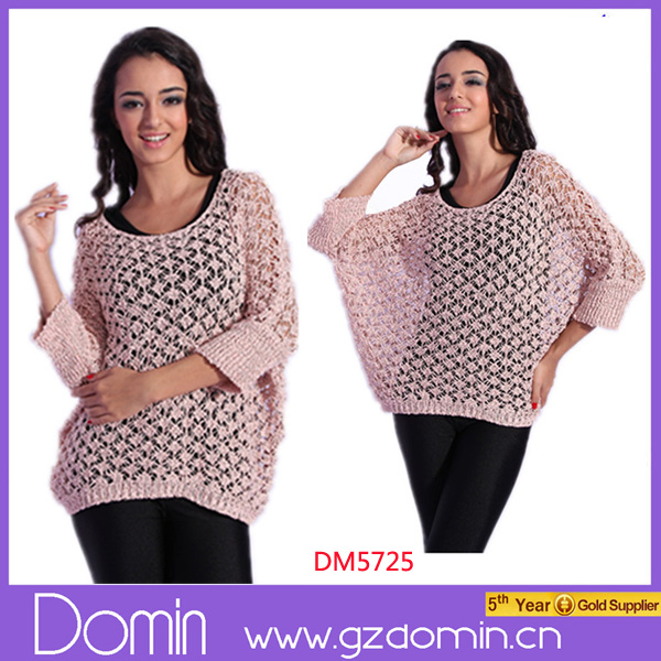 Fashion crochet lady's autumn clothing wool silk cashmere 12gg computer knitted women's wrap cardigan lady sweater