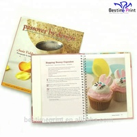 High Quality Printing Cookbook Cheap Cook Book Supplier Cooking Book Manufacturer
