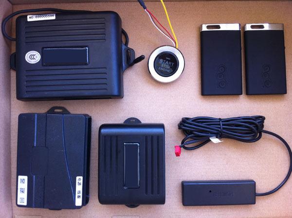 phone start button rfid car remote start pke car alarm. Black Bedroom Furniture Sets. Home Design Ideas