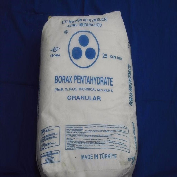 Yixin borate vs borax company for laundry detergent making-1
