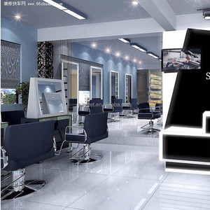 salon mirror wall mounted led mirror
