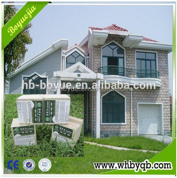 Hot Energy Saving EPS Sandwich Wall Panel for Prefabricated Bungalow