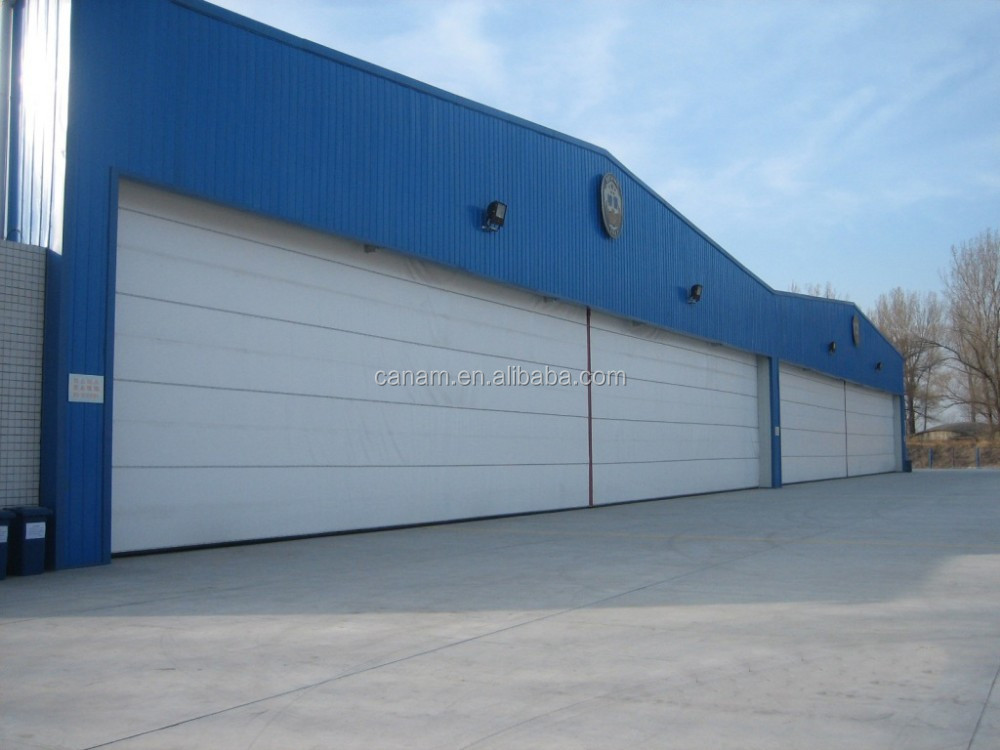 Sectional Hangar Sliding Door