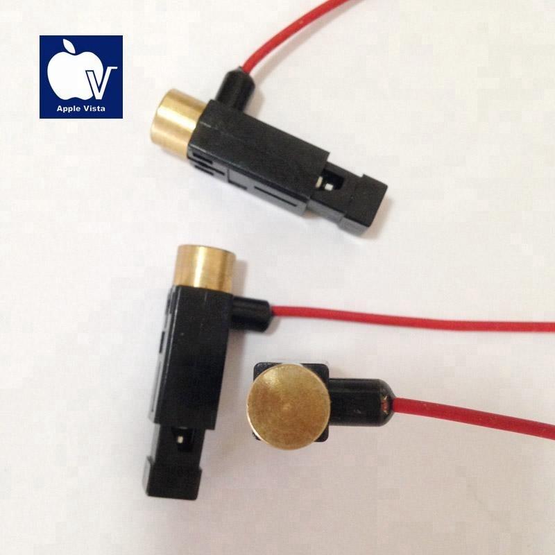 מודיעין מחיר תחרותי קרמיקה מצת/הצתה האלקטרודה עבור גז מצית מצית/מצת גז IZ-73