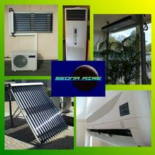 Solar Absorption Air Conditioner