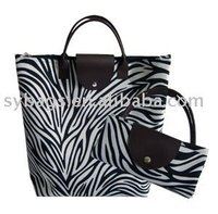 2011 new style foldable shopping bag