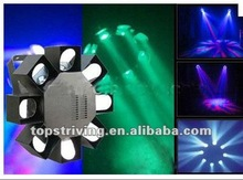5 mm rgb 3 in 1 led orion 8 claws dj effect light