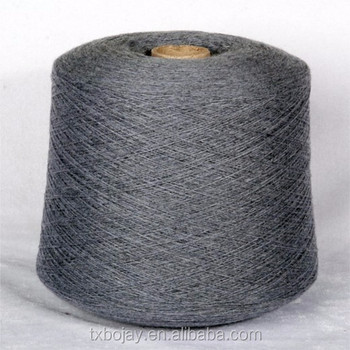 Spun Silk Yarn China Supplier 100% Silk Raw White 80Nm/2 Silk Yarn for knitting clothes