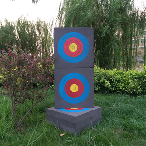 High quality eva/xpe foam archery target for shooting